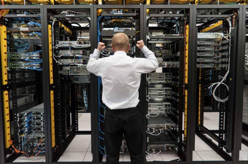 software para a gestão da qualidade dos dados