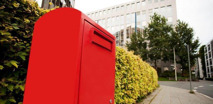 Validierung von Adressen für den Postversand