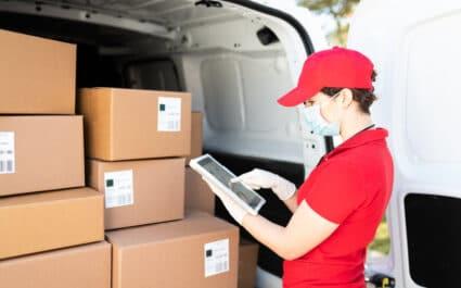Verificação de endereços postais online